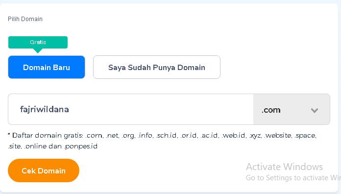 Isikan Domain
